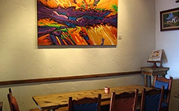 El Restaurante. Fuente: Lostrescaracolesvilladeleyva.com.co